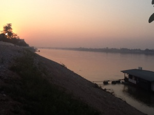 Mekong from Thailand.