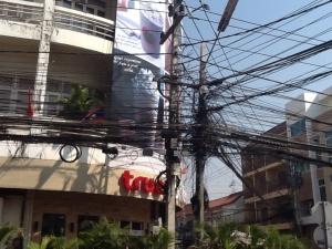 Laos style wiring (worse than Jerusalem style)