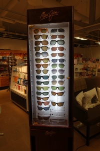 The farthest north you can buy Maui Jims