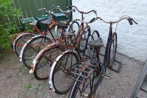 More sad bikes