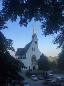 Church in Bled