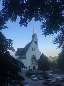 Church in Bled